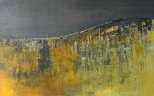 Judith SAUTHIER-Däppen, Landschaft, Landscapes, Abstract Art