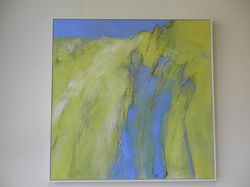Judith SAUTHIER-Däppen, N/T, Abstract art, Abstract Art