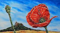 Ulf-Goebel-Miscellaneous-Landscapes-Plants-Flowers-Modern-Age-Impressionism