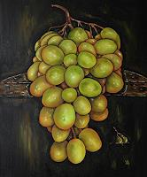 Ulf-Goebel-Still-life-Plants-Fruits-Modern-Times-Realism