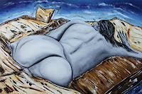 Ulf-Goebel-Erotic-motifs-Female-nudes-People-Women-Contemporary-Art-Contemporary-Art