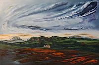 Ulf-Goebel-Miscellaneous-Landscapes-Landscapes-Mountains-Contemporary-Art-Contemporary-Art