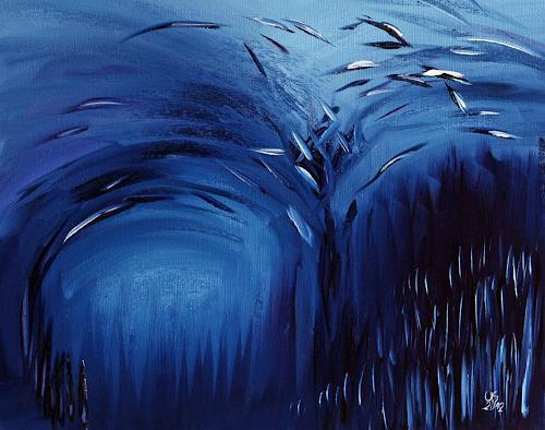 Ulf Göbel, Arktis, Abstract art, Nature: Miscellaneous, Contemporary Art