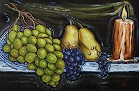 Ulf-Goebel-Still-life-Plants-Fruits-Contemporary-Art-Contemporary-Art