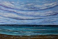 Ulf-Goebel-Landscapes-Sea-Ocean-Nature-Water-Modern-Age-Impressionism-Neo-Impressionism