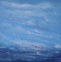 Ulf-Goebel-Landscapes-Sea-Ocean-Death-Illness-Modern-Age-Impressionism-Neo-Impressionism