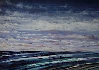 Ulf-Goebel-Landscapes-Sea-Ocean-Nature-Air-Modern-Age-Impressionism