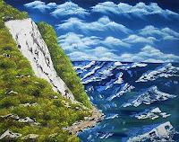 Ulf-Goebel-Landscapes-Sea-Ocean-Nature-Rock-Contemporary-Art-Contemporary-Art