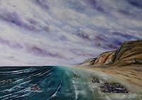 Ulf-Goebel-Landscapes-Sea-Ocean-Nature-Water-Modern-Age-Impressionism