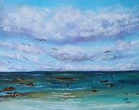 Ulf-Goebel-Landscapes-Sea-Ocean-Nature-Air-Contemporary-Art-Contemporary-Art