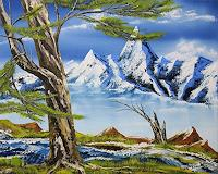 Ulf-Goebel-Landscapes-Mountains-Miscellaneous-Emotions-Contemporary-Art-Contemporary-Art
