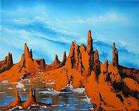 Ulf-Goebel-Landscapes-Mountains-Nature-Rock-Contemporary-Art-Contemporary-Art