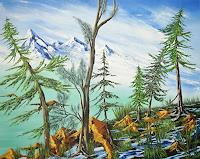 Ulf-Goebel-Landscapes-Mountains-Plants-Trees-Contemporary-Art-Contemporary-Art