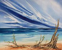 Ulf-Goebel-Landscapes-Sea-Ocean-Miscellaneous-Emotions-Contemporary-Art-Contemporary-Art