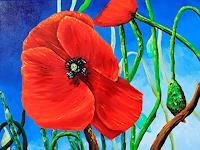 Ulf-Goebel-Plants-Flowers-Still-life-Modern-Times-Realism