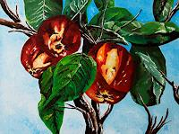 Ulf-Goebel-Plants-Fruits-Miscellaneous-Landscapes-Contemporary-Art-Contemporary-Art
