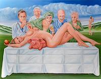 Joerg-Peter-Hamann-Society-People-Group-Contemporary-Art-Contemporary-Art