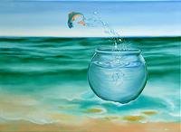 Joerg-Peter-Hamann-Landscapes-Sea-Ocean-Emotions-Joy-Contemporary-Art-Post-Surrealism