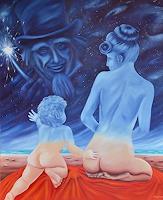 Joerg-Peter-Hamann-Fantasy-Emotions-Joy-Contemporary-Art-Post-Surrealism