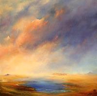 Petra-Ackermann-Landscapes-Plains-Nature-Water-Contemporary-Art-Contemporary-Art