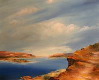 P. Ackermann, The Lake  II
