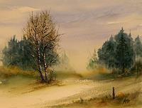 Petra Ackermann, Zwei Birken