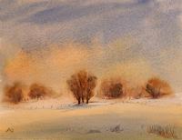 Petra-Ackermann-Landscapes-Winter-Landscapes-Plains-Contemporary-Art-Contemporary-Art