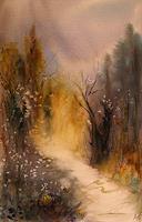 Petra-Ackermann-Landscapes-Spring-Nature-Wood-Contemporary-Art-Contemporary-Art