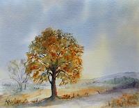 Petra-Ackermann-Landscapes-Autumn-Miscellaneous-Landscapes-Contemporary-Art-Contemporary-Art