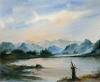 Petra-Ackermann-Landscapes-Mountains-Landscapes-Sea-Ocean-Contemporary-Art-Contemporary-Art