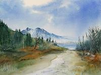 Petra-Ackermann-Miscellaneous-Landscapes-Nature-Wood-Contemporary-Art-Contemporary-Art