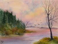 Petra-Ackermann-Landscapes-Sea-Ocean-Nature-Wood-Contemporary-Art-Contemporary-Art