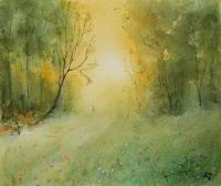 Petra-Ackermann-Landscapes-Spring-Nature-Wood-Contemporary-Art-Contemporary-Art