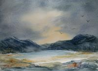 Petra-Ackermann-Landscapes-Mountains-Nature-Rock-Contemporary-Art-Contemporary-Art