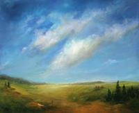 Petra-Ackermann-Landscapes-Plains-Nature-Miscellaneous-Contemporary-Art-Contemporary-Art