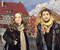 Lukas Stoffel, Adélie und Stéphane im Fischerviertel