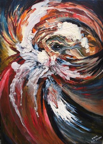 Helga Anders-Faber, Aguirre, Abstract art, Fantasy, Abstract Art, Abstract Expressionism