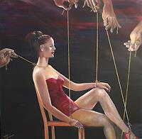 Helga-Anders-Faber-Fantasy-Society-Contemporary-Art-Post-Surrealism