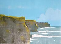 Manfred-Riffel-Nature-Water-Modern-Age-Impressionism-Neo-Impressionism