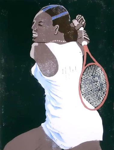 Manfred Riffel, Serena, People, Contemporary Art