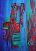 Gisela-Zimmermann-Abstract-art-Fantasy-Modern-Age-Abstract-Art