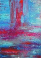 Gisela-Zimmermann-Landscapes-Modern-Age-Abstract-Art-Non-Objectivism--Informel-