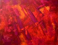 Gisela-Zimmermann-Fantasy-Modern-Age-Abstract-Art-Non-Objectivism--Informel-