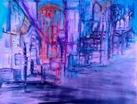 Gisela-Zimmermann-Abstract-art-Abstract-art-Modern-Age-Abstract-Art