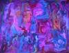 Gisela Zimmermann, Confusion of feelings, Fantasy, Fantasy, Abstract Art