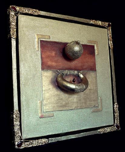 Marian Zaic, Werk 049, Abstract art, Contemporary Art, Expressionism