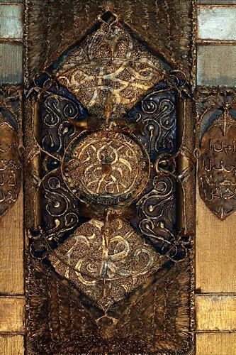 Marian Zaic, Werk 100 Detail, Abstract art, Contemporary Art, Expressionism