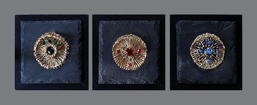 Marian Zaic, Werk 115 T, Abstract art, Contemporary Art