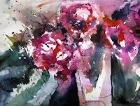 Kerstin-Sigwart-Plants-Flowers-Modern-Age-Expressionism