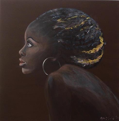 Amigold, Saba, People: Portraits